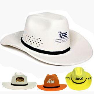 Chapéu country personalizado são ótimos para festa e eventos dc696742f5b