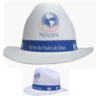Brindes chapéu