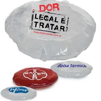 Bolsa térmica gel personalizada