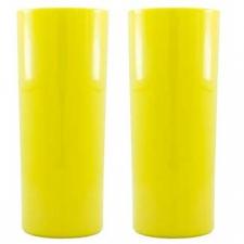 Copo Long Drink Amarelo Personalizado