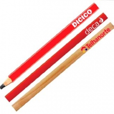 Lápis Marceneiro Personalizado