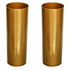 Copo Long Drink Dourado Personalizado