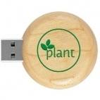 Pen drive Ecológico Personalizado