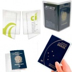 Capa Para Passaportes Personalizada