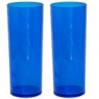 Copo Long Drink Azul Personalizado