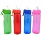Squeeze Plástico Transparente