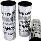 Copo Metalizado Long Drink